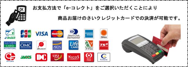 佐川急便,e-コレクト,ご利用案内,クレジットカード